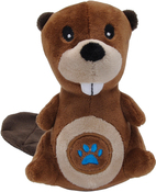 Beaver - Li'l Pals Paw Plush Dog Toy