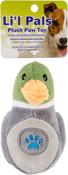 Duck - Li'l Pals Paw Plush Dog Toy