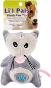 Opossum - Li'l Pals Paw Plush Dog Toy
