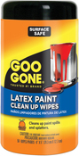 50/Pkg - Goo Gone Latex Paint Clean Up Wipes