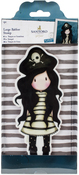 Piracy - Santoro's Gorjuss Large Rubber Stamp