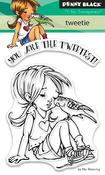 """Tweetie - Penny Black Clear Stamps 3""""X4"""""""