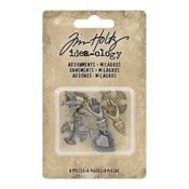 Milagros Metal Adornments - Tim Holtz