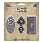Metal Keyholes - Tim Holtz