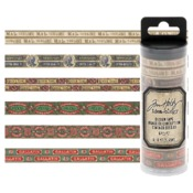 Humidor Washi Tape - Tim Holtz