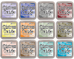Release #3 Tim Holtz Distress Oxides Ink Pad Bundle