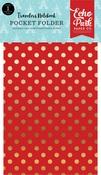 Mouse & Me Travelers Notebook Pocket Folder Insert - Echo Park - PRE ORDER