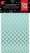 Wish Upon a Star Travelers Notebook Pocket Folder Insert - Echo Park