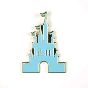 Magical Castle Enamel Pin - Echo Park