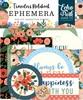Fancy Flora Travelers Notebook Ephemera - Echo Park