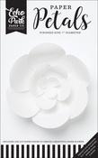 Small White Peony - Paper Petals - Echo Park