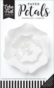 Small White Rose - Paper Petals - Echo Park