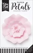 Small Light Pink Rose - Paper Petals - Echo Park