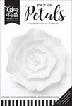 Medium White Rose - Paper Petals - Echo Park