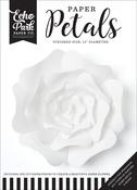 Large White Rose - Paper Petals - Echo Park