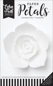 Small White Dahlia - Paper Petals - Echo Park