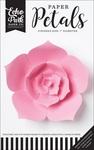 Small Pink Dahlia - Paper Petals - Echo Park