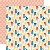 Sweet Treat Paper - Good Day Sunshine - Echo Park