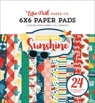 Good Day Sunshine 6x6 Paper Pad - Echo Park - PRE ORDER