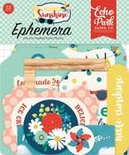 Good Day Sunshine Ephemera - Echo Park - PRE ORDER