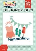 Summertime Icons Die Set - Echo Park
