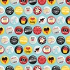Best Day Buttons Paper - Wish Upon A Star - Echo Park