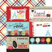 4X6 Journaling Cards Paper - Wish Upon A Star - Echo Park