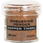 Copper Tinsel Embossing Powder