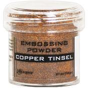 Copper Tinsel Embossing Powder
