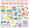 Those Summer Days Element Stickers - Photoplay