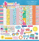 Those Summer Days Collection Pack - Photoplay - PRE ORDER