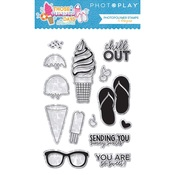 Those Summer Days Stamps - Photoplay - PRE ORDER