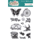 Moments In Time Stamp Set - Photoplay
