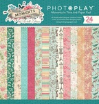 Moments In Time 6 x 6 Paper Pad - Photoplay - PRE ORDER