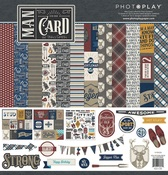 Man Card Collection Pack - Photoplay