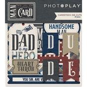 Man Card Ephemera - Photoplay
