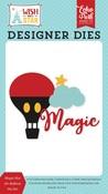 Magic Hot Air Balloon Die Set - Echo Park
