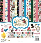 Alice in Wonderland Collection Kit - Echo Park