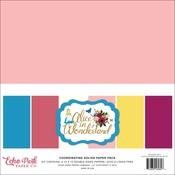 Alice in Wonderland Solids Kit - Echo Park
