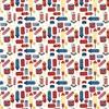 Firecrackers Paper - Celebrate America - Echo Park