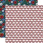 Patriotic Banners Paper - Celebrate America - Echo Park - PRE ORDER