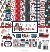 Celebrate America Collection Kit - Echo Park - PRE ORDER