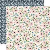 Love Flourishes Paper - Just Married - Echo Park - PRE ORDER