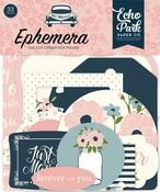 Just Married Ephemera - Echo Park