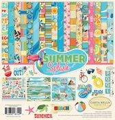 Summer Splash Collection Kit - Carta Bella