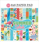 Summer Splash 6x6 Paper Pad - Carta Bella