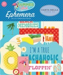 Summer Splash Ephemera - Carta Bella