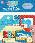 Summer Splash Frames & Tags - Carta Bella