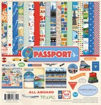 Passport Collection Kit - Carta Bella - PRE ORDER