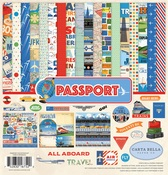Passport Collection Kit - Carta Bella